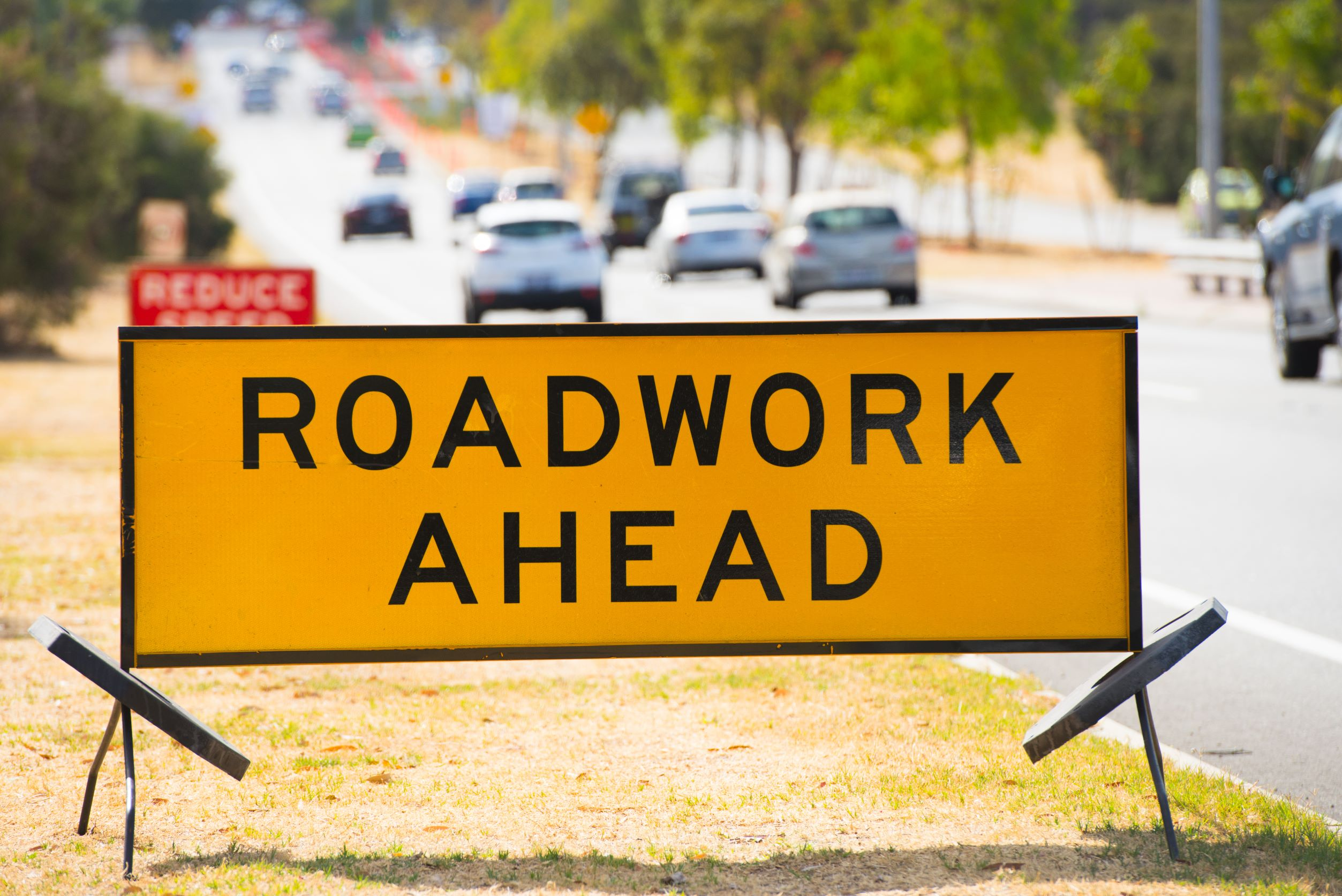 Roadworks on the A2 most weekends in September and October 2021