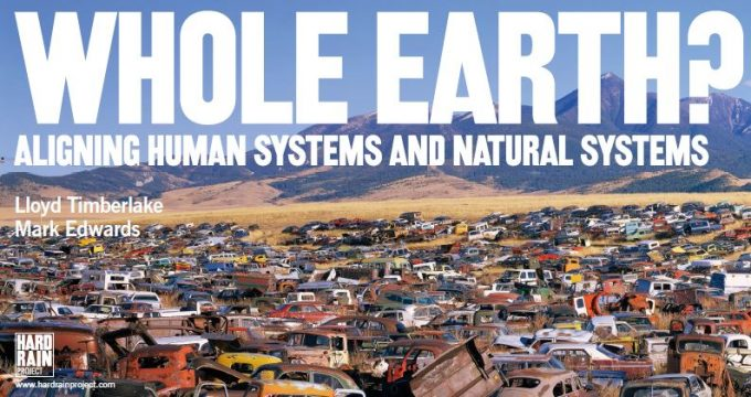SGO: The launch of WHOLE EARTH? and the SOS at the Eden Project, Cornwall – a student review