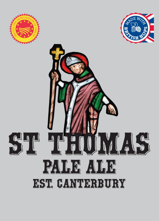 LAUNCHED: Brand new St Thomas Ale