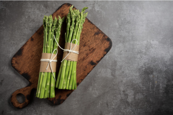 #Livingwell | Asparagus in Season