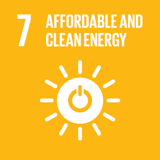 SDG 7 – Clean and Affordable Energy