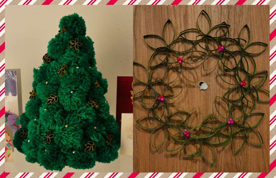 3 fun and easy Christmas DIYs to do at home!