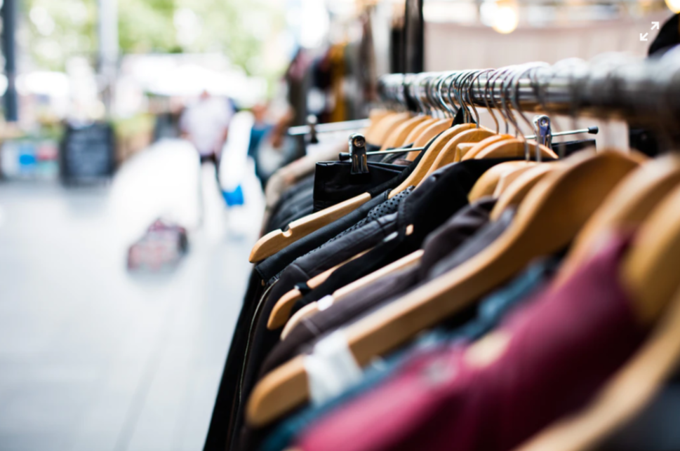 Buying second-hand clothes can help you slash your carbon footprint