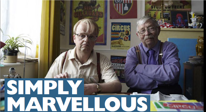 """Simply Marvellous"" - Free screening of BAFTA award winning film"