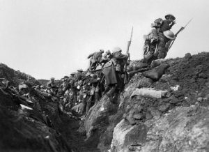 Battle of the Somme, foolish or a turning point in military history?