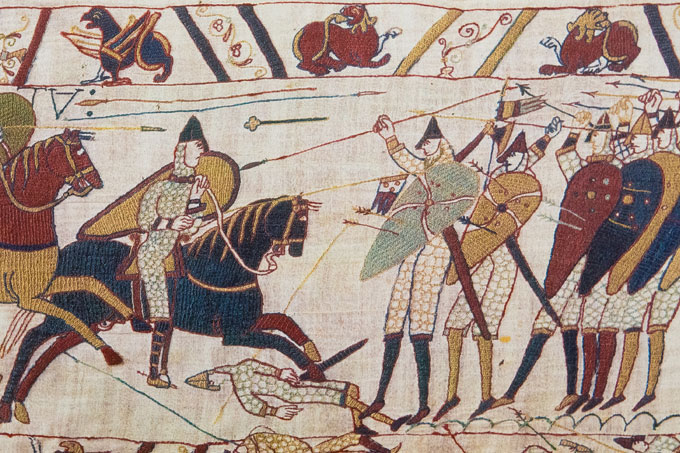 Have we been studying the Battle of Hastings in the wrong way?