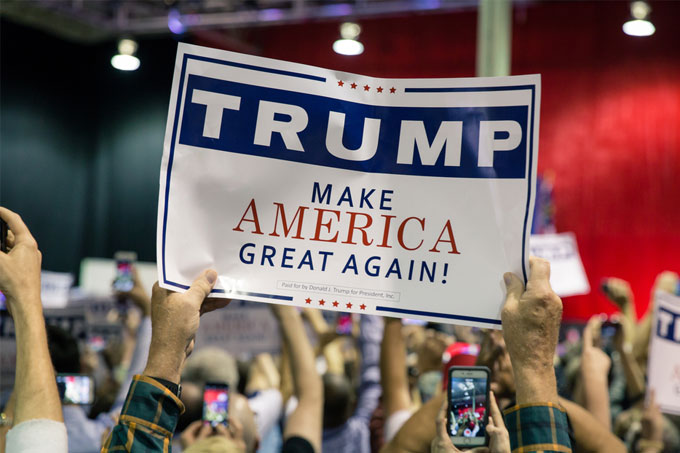 The election of Donald Trump and our wishful Utopias