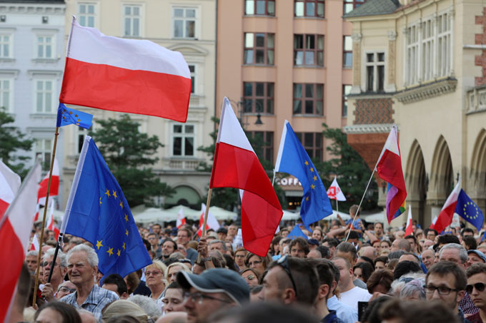The deterioration of Poland's democracy