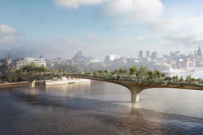 The failure of the Garden Bridge