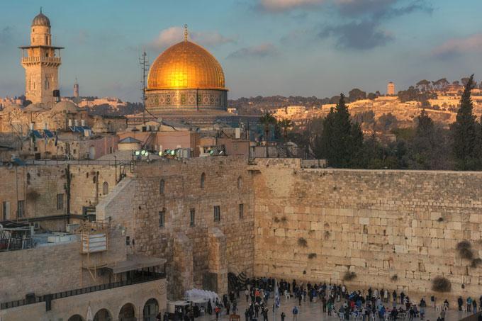 Jerusalem - 'place' matters!