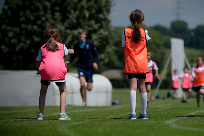 We need more female role models in sport to inspire the next generation