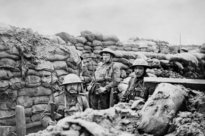 Education and the centenary of the end of WWI