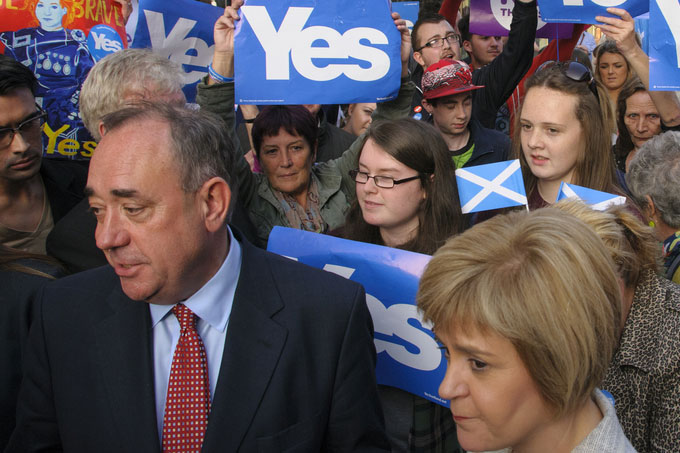 Sturgeon under fire: Where next for the First Minister and the independence movement?