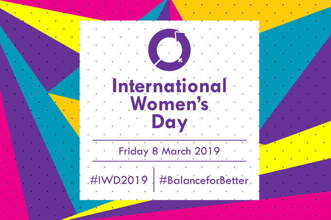 #BalanceforBetter within Sport