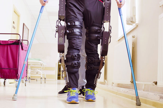 Can exoskeletons help with stroke rehabilitation?