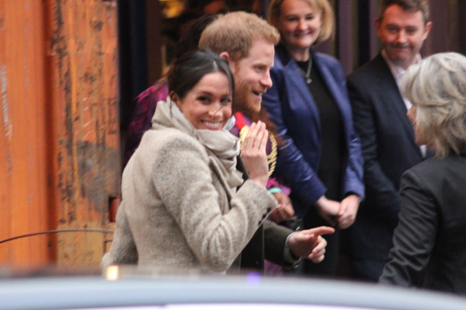Meghan, Laurence and Question Time: the unbearable discomfort of disavowal or 'Privileged? Racist? Moi?'