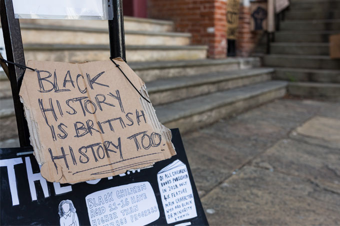 Black History 'Month' and the urgency of connected race-critical thinking