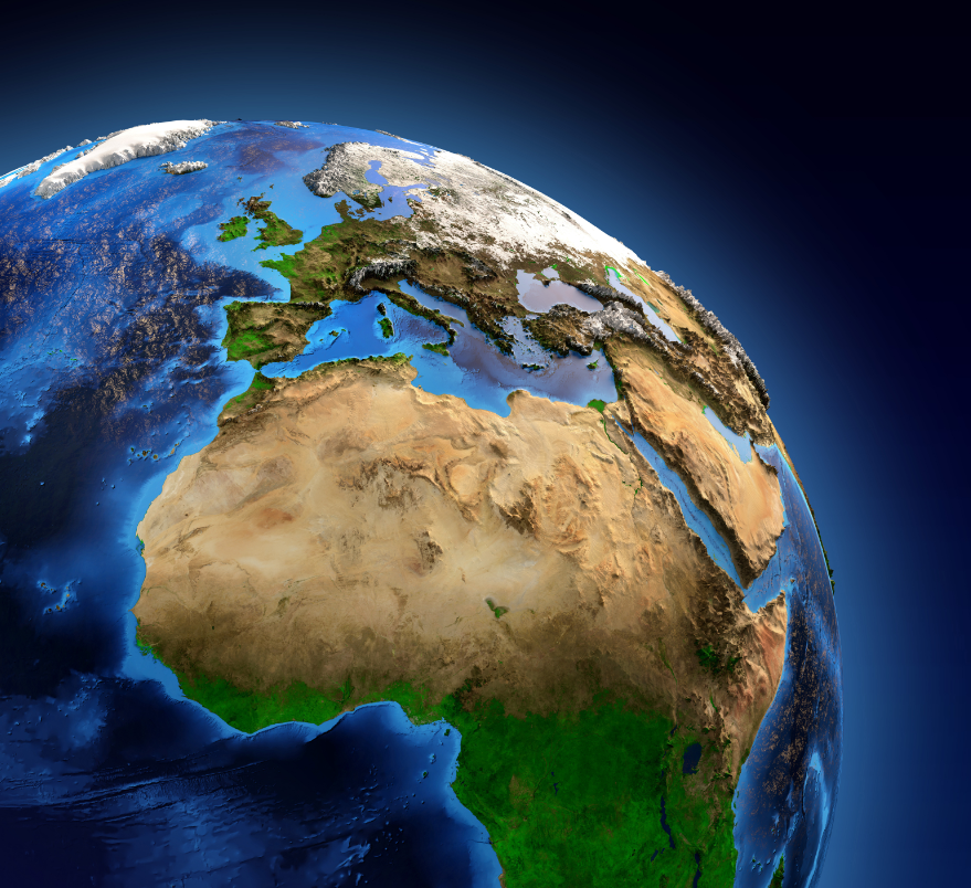 Earth Day 2021 - restoring our world