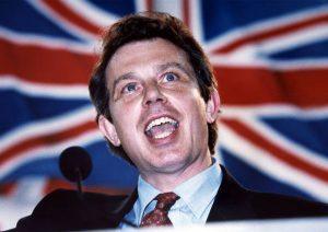 Tony Blair - A tragic hero?