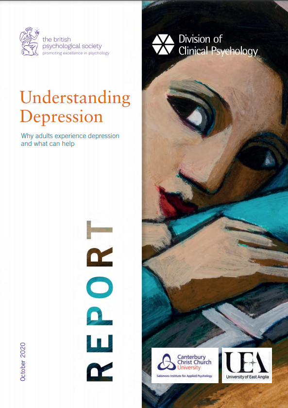 New BPS report explains why so many of us are depressed, and how we can build a less depressing society