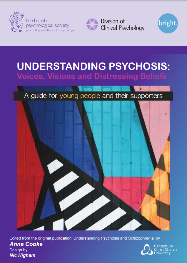 A new guide to help young people with psychosis