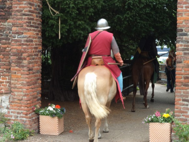 Medieval Pageant - Canterbury Award Winner