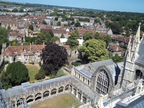 Exploring Canterbury Cathedral and Swale Heritage