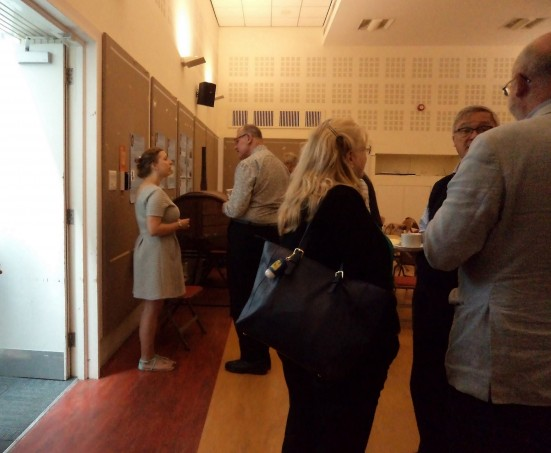 Canterbury postgraduates and Maritime Kent conference