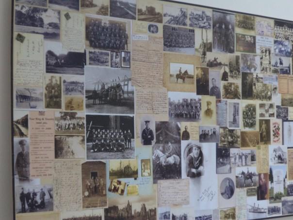 Canterbury Castle and Commemorating the Armistice