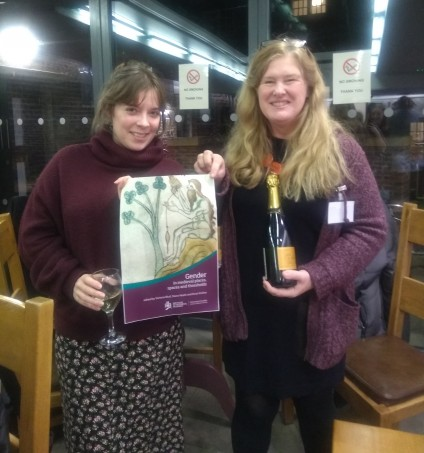 Medieval Gender Studies book launch and Canterbury Castle