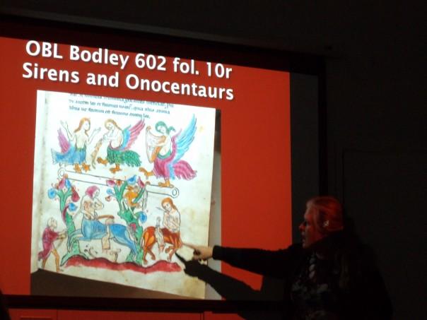 Medieval Bestiaries before J.K. Rowling's 'Fantastic Beasts'
