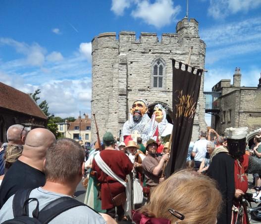 Canterbury Festival, Lossenham and Maritime Kent - looking forward