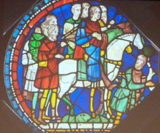 Jews, Becket, Henry III and Canterbury - a heady mix!