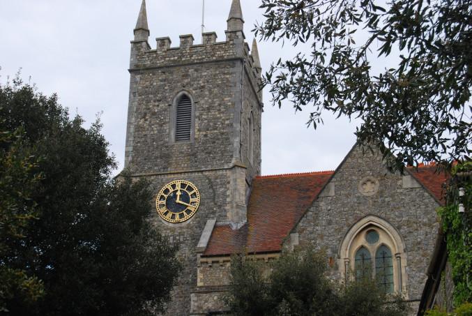 Clocks and Kent History Postgraduates