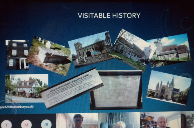 Rochester, 'history from below' - more exciting developments