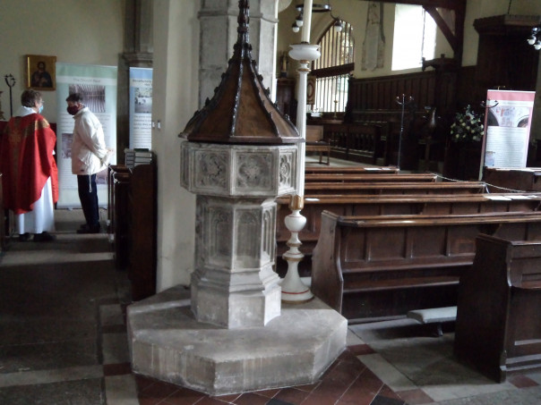 Celebrating St Mildred and other Canterbury and Kent saints