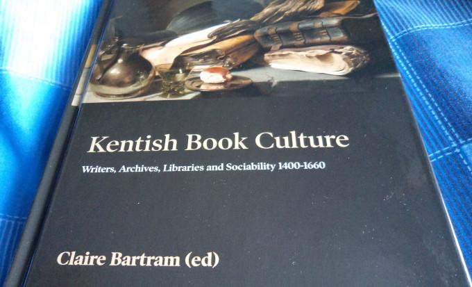 Kentish Book Culture and Canterbury Historical Map