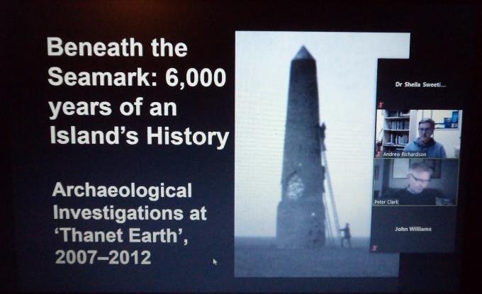 Thanet Earth and Kent History Postgraduates