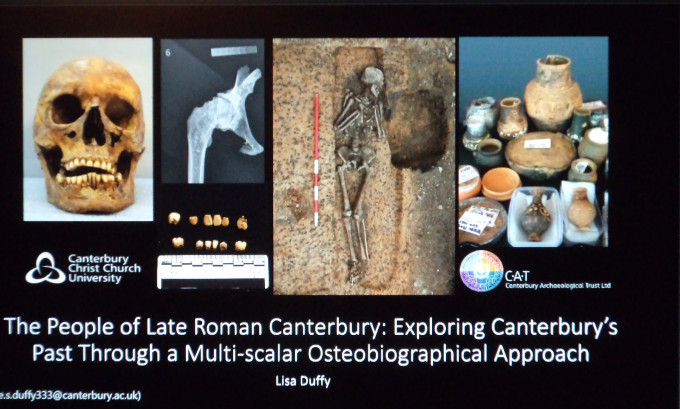 Canterbury skeletons and Kent history - more discoveries
