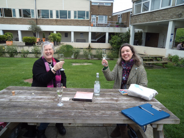 Lossenham, community projects and Marc Morris - looking forward
