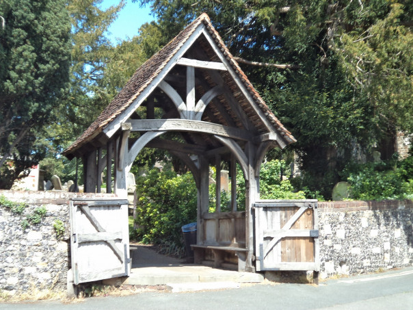 Green Heritage, Medieval Animals and Lych Gates - sustainability in action