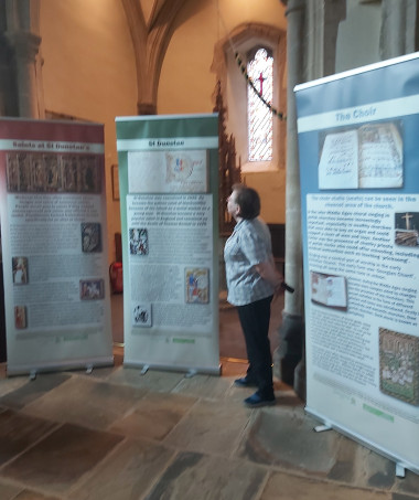 Black histories, maritime Kent and St Dunstan's church - exchanging knowledge