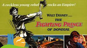 Ken Fox and The Fighting Prince of Donegal