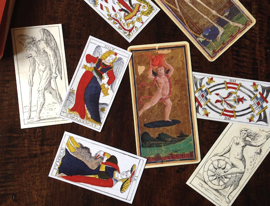 The Living Tarot - Explorative Movement Workshop