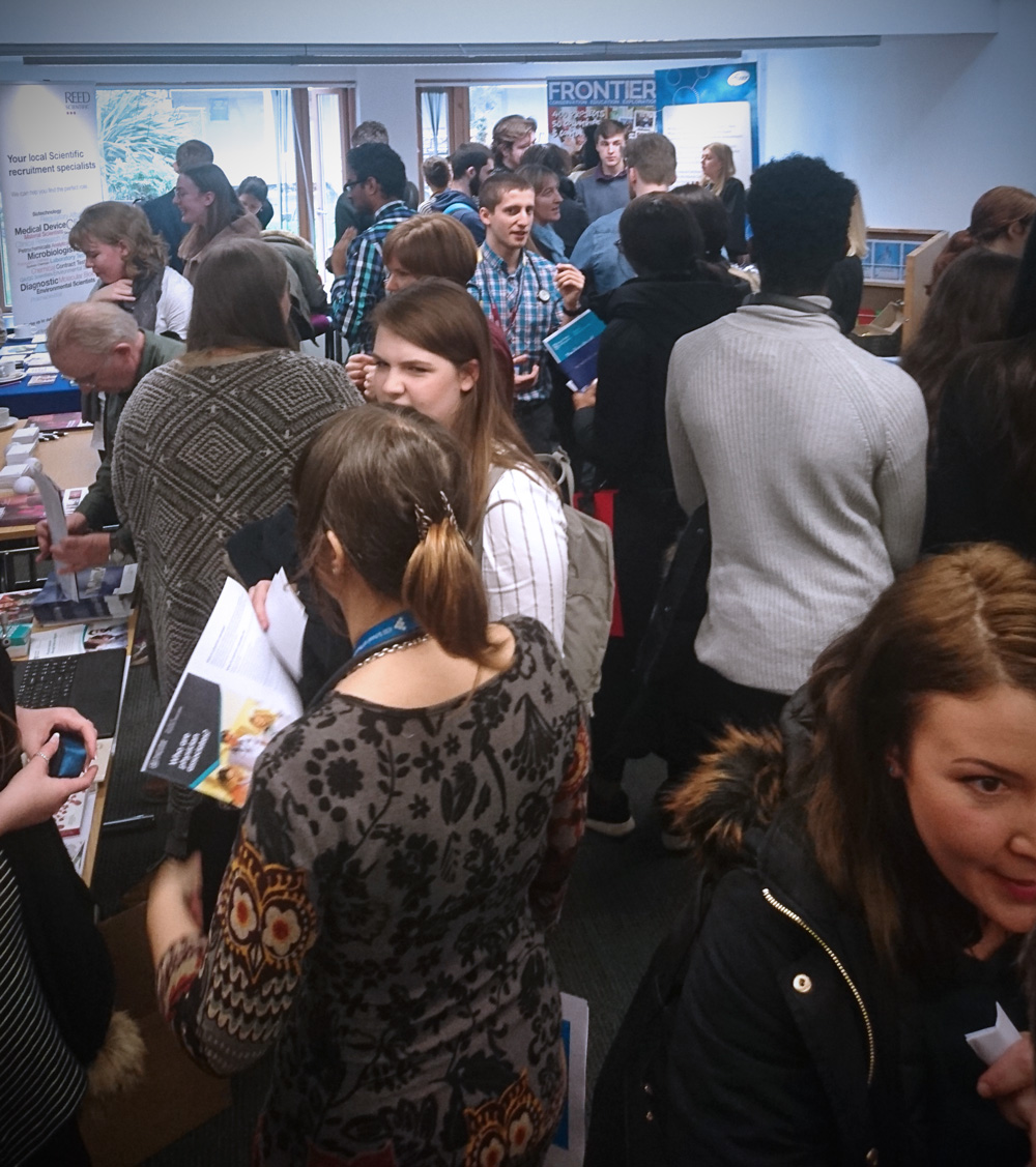 Research and Employability Fair 2018