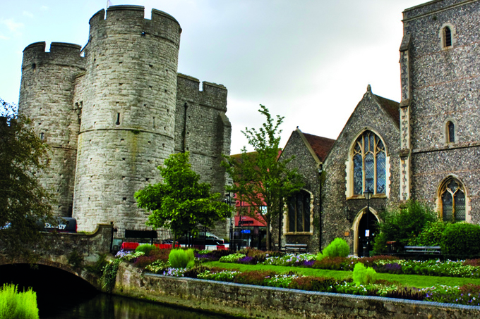 Isabella Wach: From Germany to Canterbury