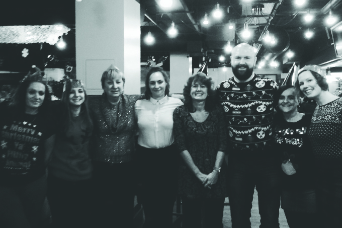 Merry Christmas from Partners in Learning and the Student Opportunities Team