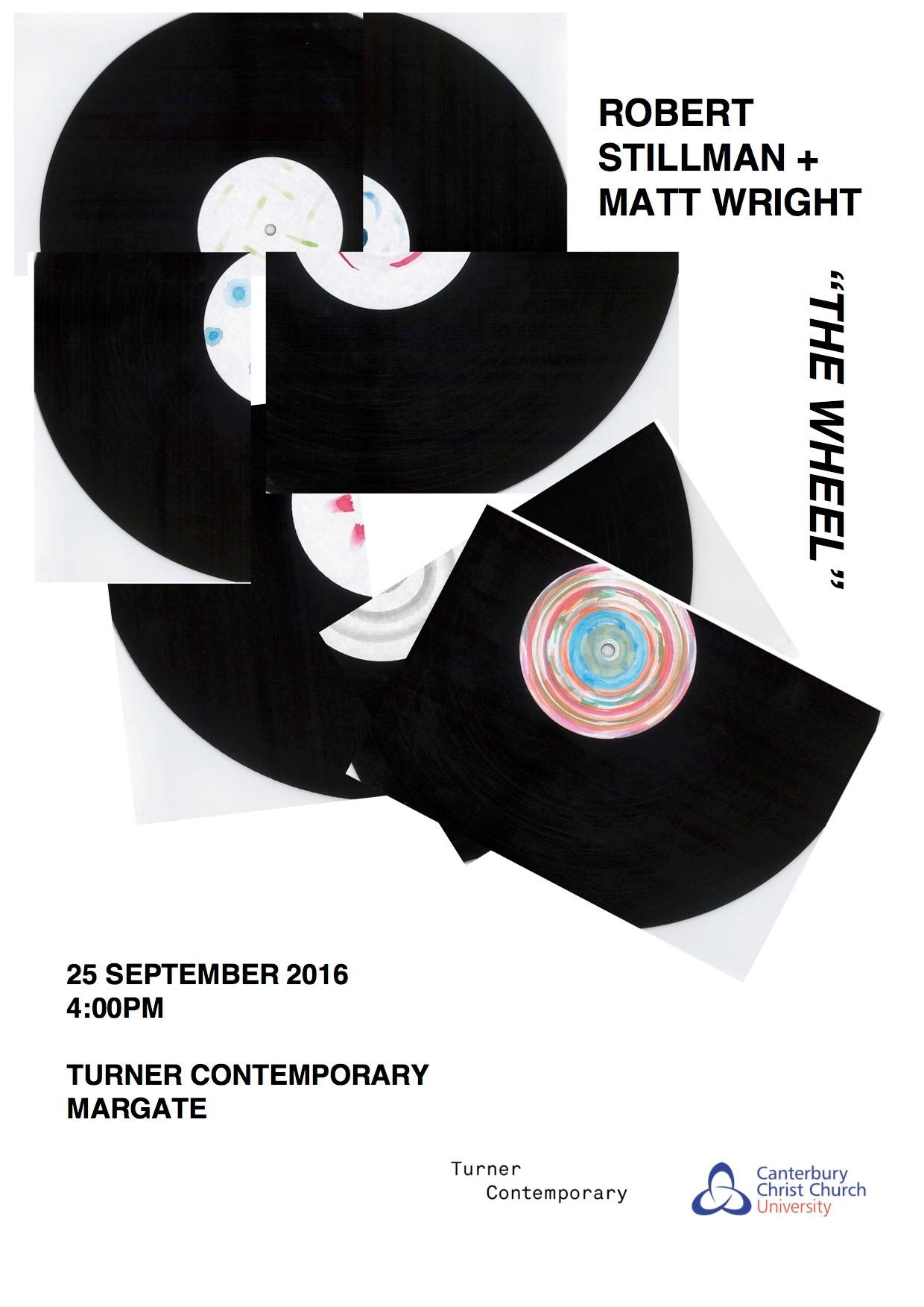 Robert Stillman and Matt Wright: The Wheel
