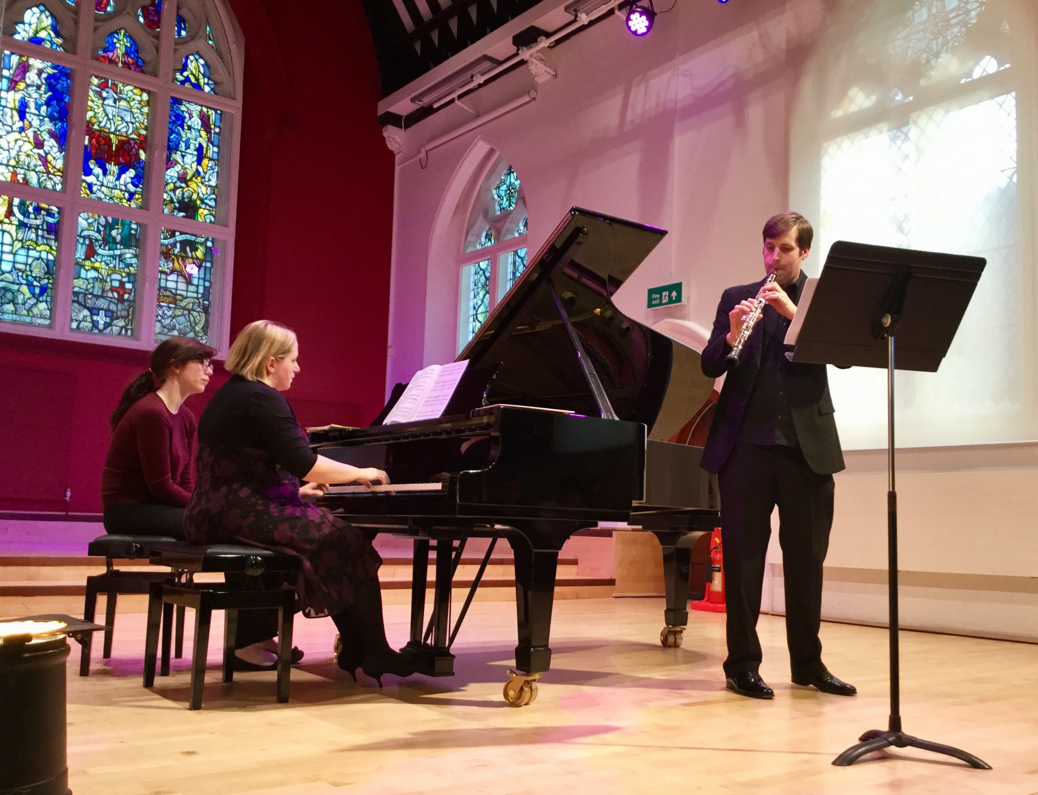 Lunch Time Concert and Masterclass – Shadows and Light