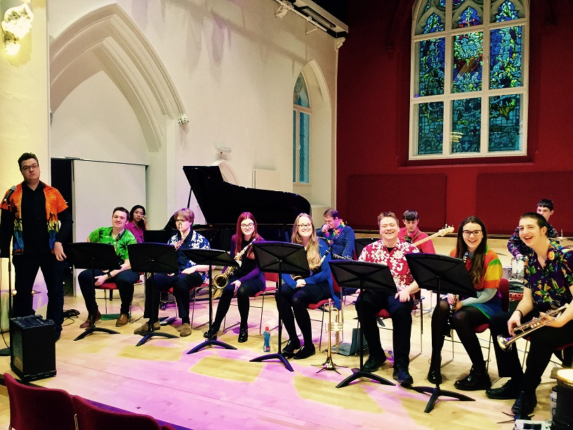 Lunch Time Performance Series - University Big Band